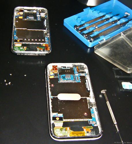 Reparar Cristal Samsung Galaxy S4