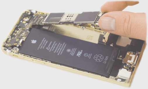 Reparar Boton Home iphone 5